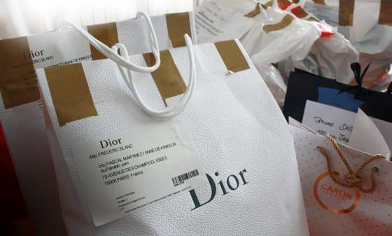 sacs shopping