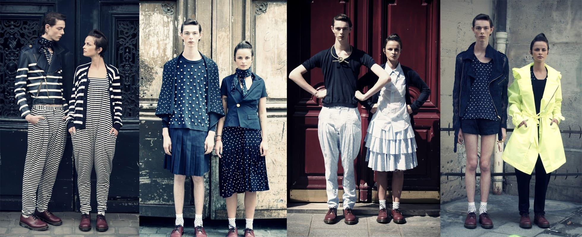 NACO PARIS collection printemps été 2012