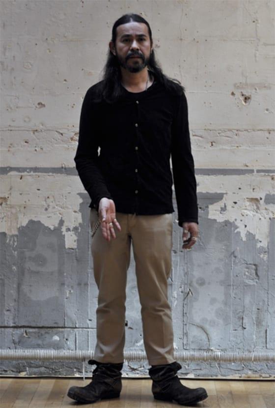 Isamu Katayama - BACKLASH