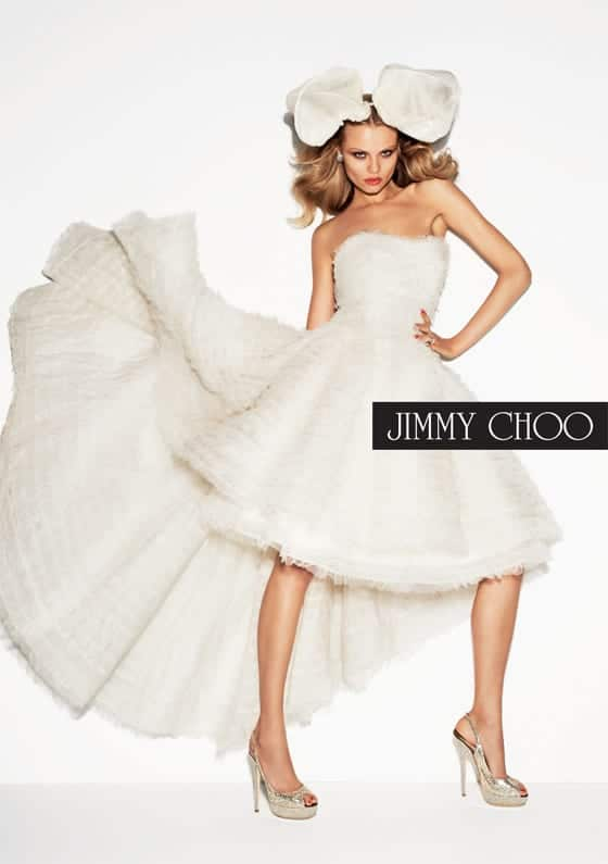 Jimmy Choo collection mariage