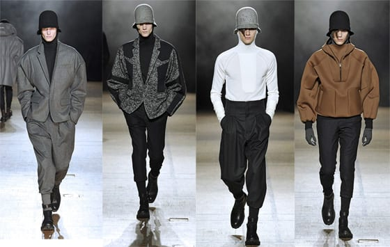 JUUN J collection hiver 2012-2013