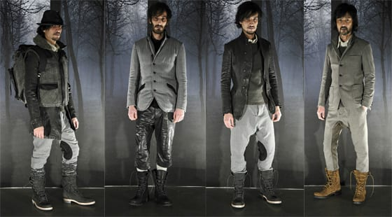 The Norman man By Backlash collection hiver 2012-2013
