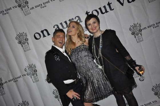 Yassen Samouilov, Leonora Jimenez, Livia Stoianova