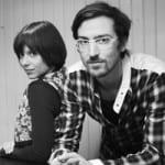 le duo Luize Schwarze et Franck Pouchoulin