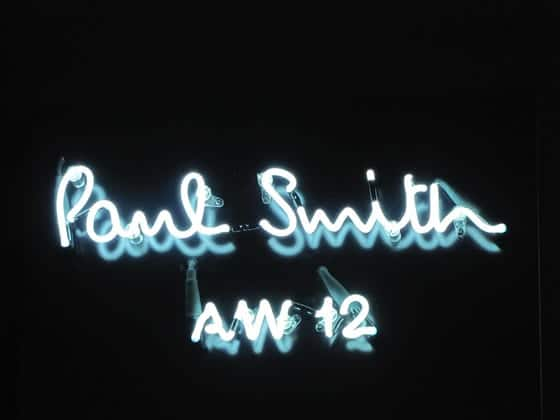 Paul Smith collection Automne Hiver 2012-2013