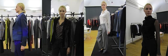 PAUL SMITH collection Hiver 2012-2013 presentation au show room parisien