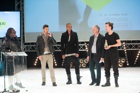 Prix Homme Dinard 2012 Romain Urnel