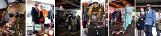 Marché de la Mode Vintage de la ville de Lyon