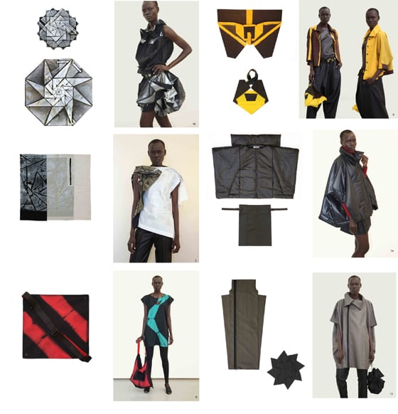 Collection 123 5 ISSEY MIYAKE