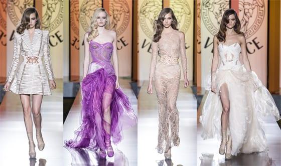 Atelier Versace Haute Couture Automne Hiver 2012-2013