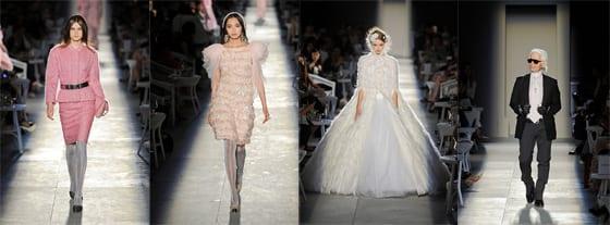 Chanel Haute Couture Automne Hiver 2012-2013