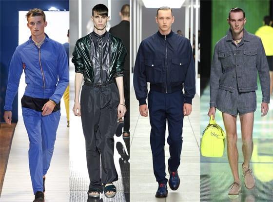 Christian Lacroix, Lanvin, Dior, Louis Vuitton