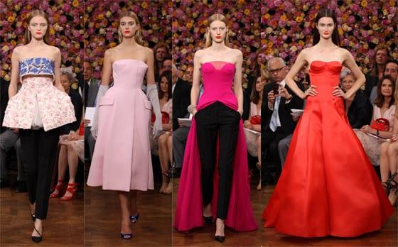Dior Haute Couture Automne Hiver 2012-2013