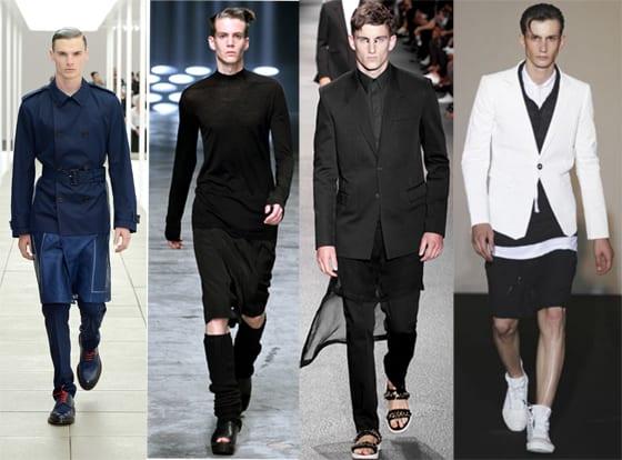 Dior, Rick Owens, Givenchy, Boris Bidjian Saberi