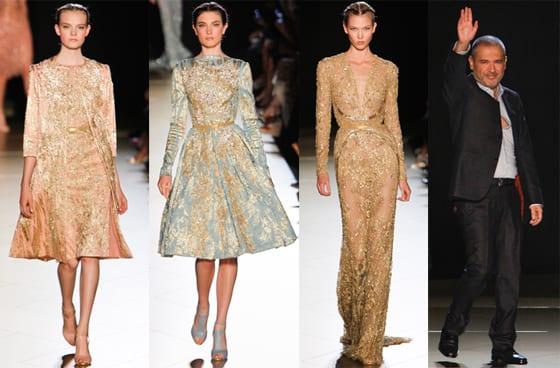 Elie Saab Haute Couture Automne Hiver 2012-2013