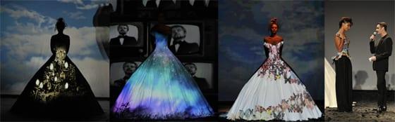 Franck Sorbier Haute Couture Automne Hiver 2012-2013