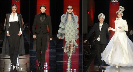 Gaultier Paris Haute Couture Automne Hiver 2012:2013. Photos Patrick Stable