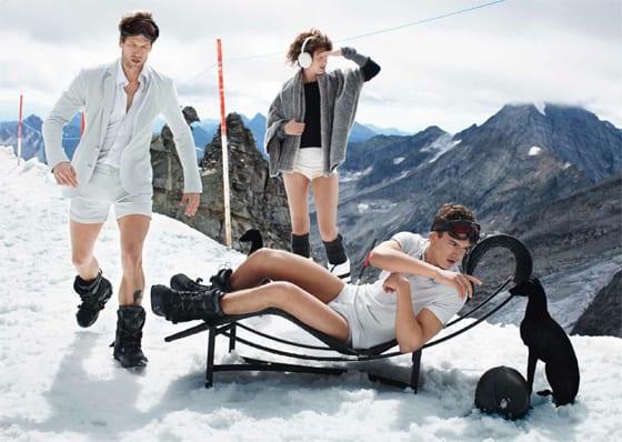 Les Garçons collection Automne hiver 2012- 2013