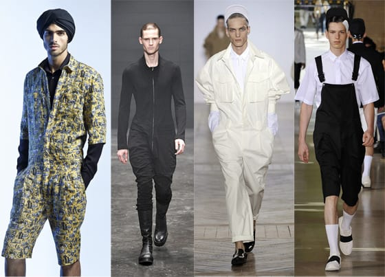 Jean Paul Gaultier, Julius, Jun J, Qasimi