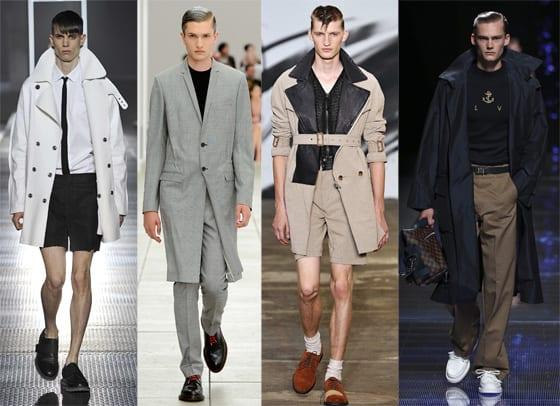 Lanvin, Dior, Mihara Yasuhiro, Louis Vuitton