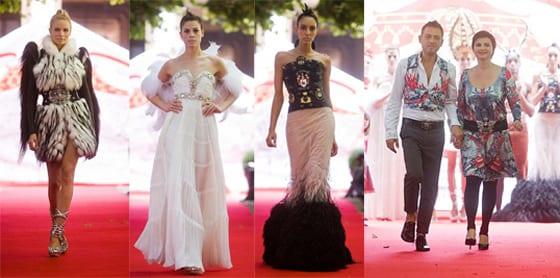 ON AURA TOUT VU by YASSEN SAMOUILOV et LIVIA STOIANOVA collection couture Automne Hiver 2012-2013