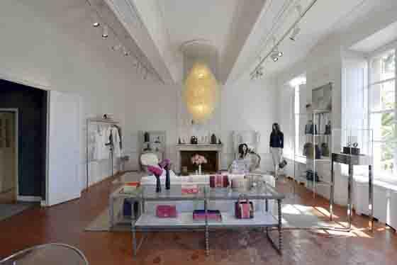 Boutique Dior Saint-Tropez