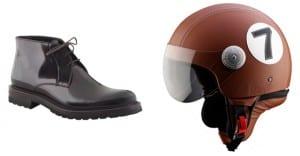 Boots Fratelli Rossetti - Casque boule de billard 7 d'Andrea Cardone