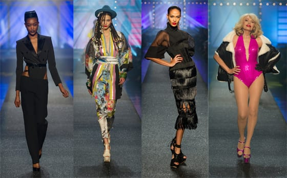 JEAN-PAUL GAULTIER PRINTEMPS-ETE 2013