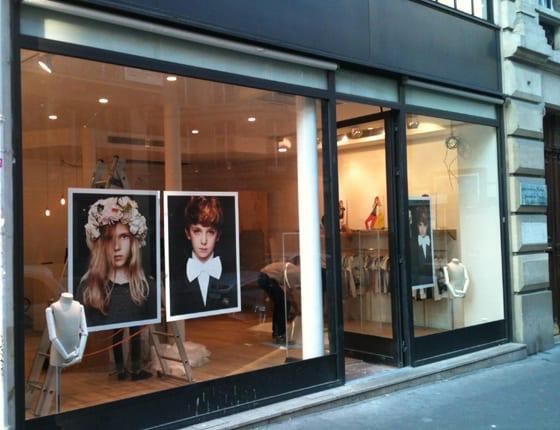 LITTLE ELEVENPARIS Boutique Etienne Marcel
