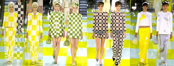 LOUIS VUITTON PRINTEMPS-ETE 2013