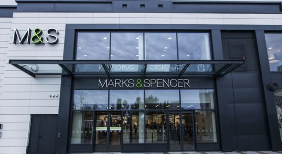 Marks & Spencer centre commercial So Ouest