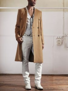 H&M Maison Martin Margiela collection hiver 2012 homme