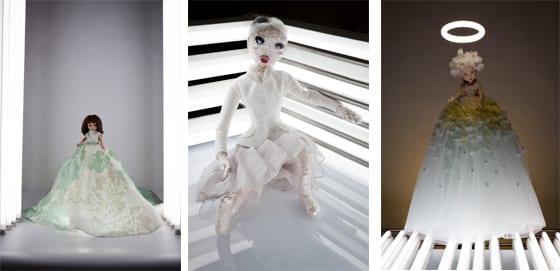 Frimousses Elie Saab - Christian Dior - Georges Hobeika