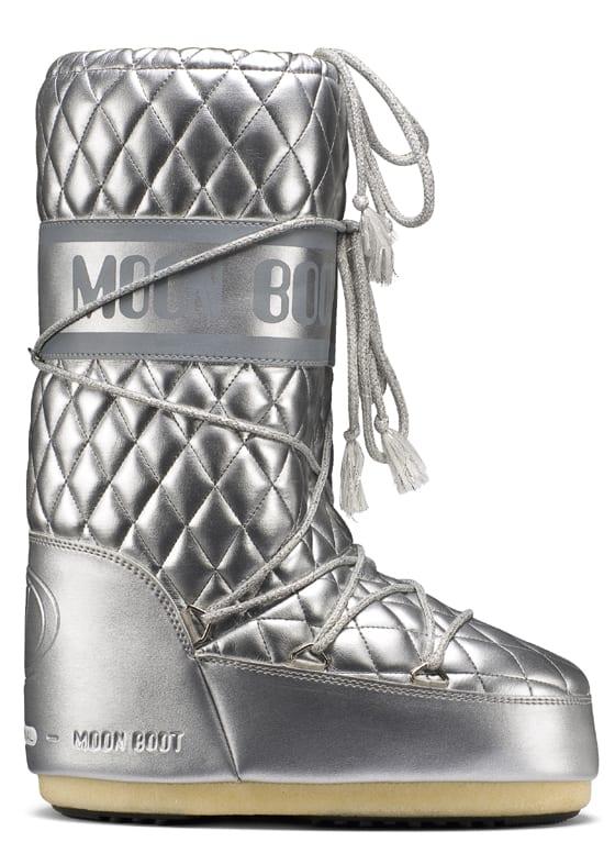 moon boot Queen argent MOON BOOT par TECNICA