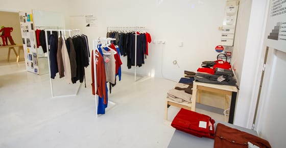 L'Herbe Rouge Concept-store Roubaix