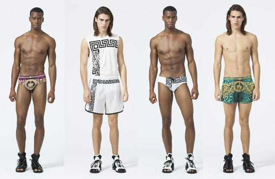 Versace Beachwear SS13 man