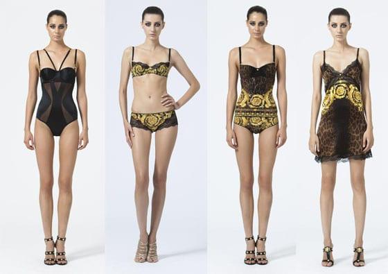 Versace Underwear SS13 woman