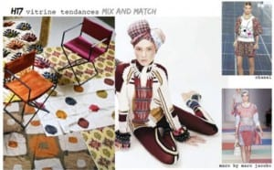 Tendance Eté 2013 Mix and Match