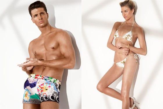 Versace Beachwear SS13