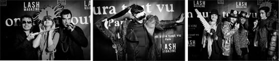 After show On Aura Tout Vu au VIP Room Theater - photos Charles Bayonne