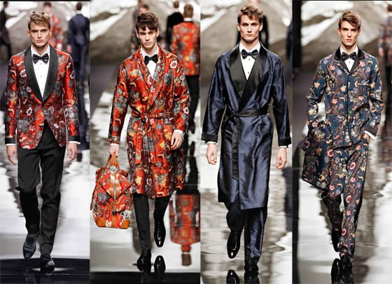 Louis Vuitton Homme par Marc Jacobs FW 2013-14