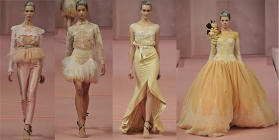Alexis Mabille Haute Couture SS 2013