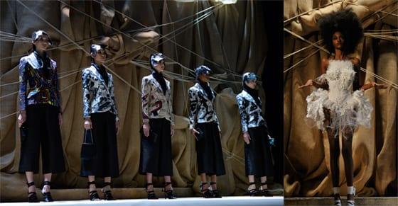 Franck Sorbier Haute Couture SS 2013