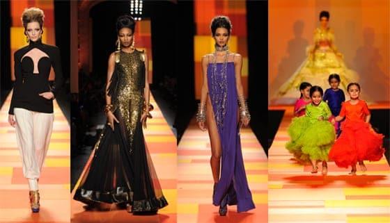 Gaultier Paris Haute Couture SS 2013