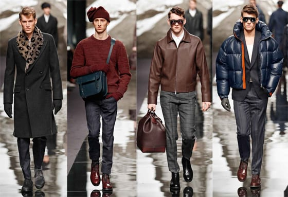 Louis Vuitton Homme FW 2013-14
