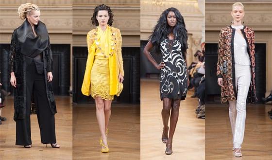 Maurizio Galante Haute Couture SS 2013