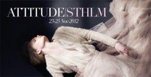 ATTITUDE -STHLM Nov 2012