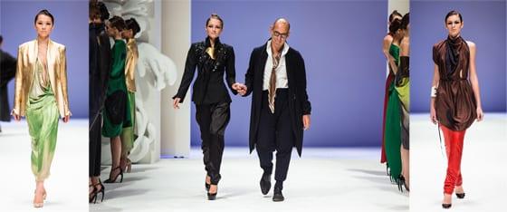 Gustavo Lins Haute Couture Singapour Nov 2012