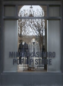 Joyce Gallery pop-up store Miharayasuhiro