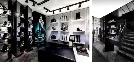 Karl Lagerfeld Concept Store Paris @photos Michel Figuet